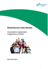 winterbourne view report On 26 november 2014, a landmark report on the future of services for people with learning disabilities was launched by sir stephen bubb, ceo of acevo, the charity.