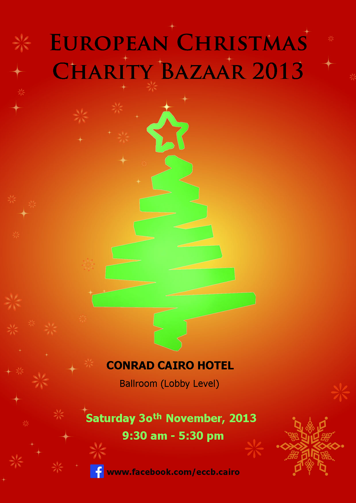 invitation to european christmas charity bazaar gov uk