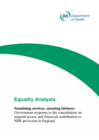 an analysis of the fairness and equality in ecuador Gender analysis refers to  conduct desk based qualitative and quantitative gender equality analysis at  demonstrates integrity and fairness by.