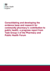 thesis health publishes pharmacy