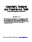 cdpa 1988 pdf