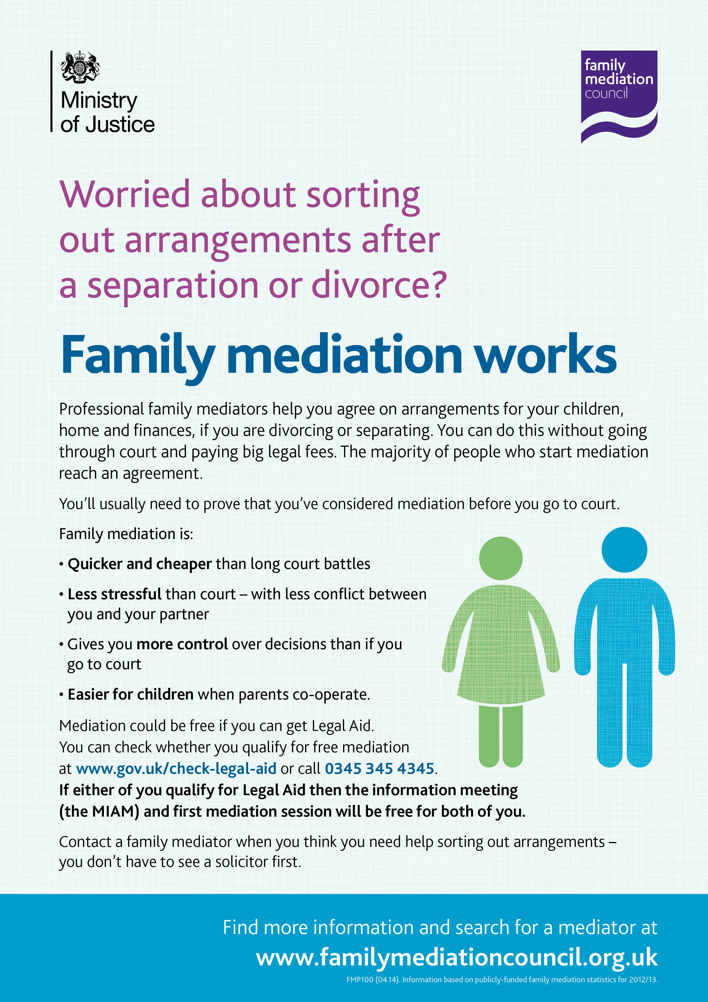 Support for separating families - GOV.UK