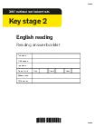 Key stage 2 tests: 2017 English reading test materials - GOV UK