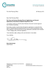 Planning guidance: letters to chief planning officers - GOV.UK