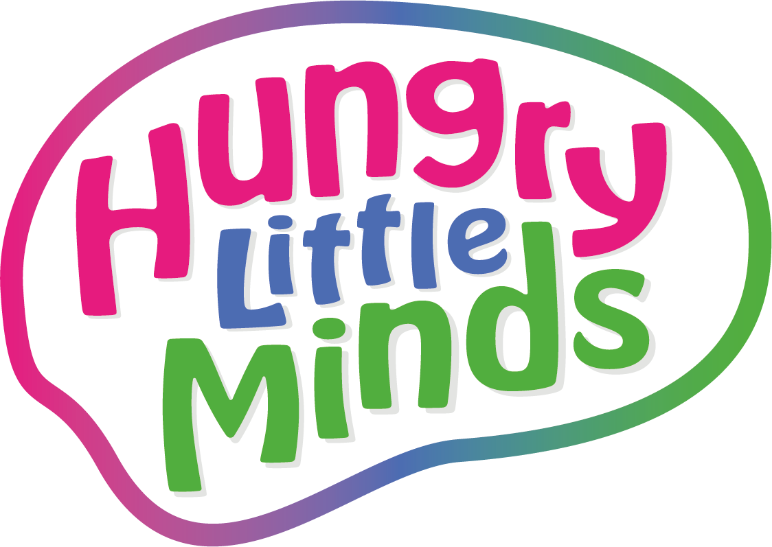 Image result for hungry little minds logo