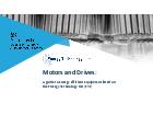 ETL product types: motors and drives - GOV UK