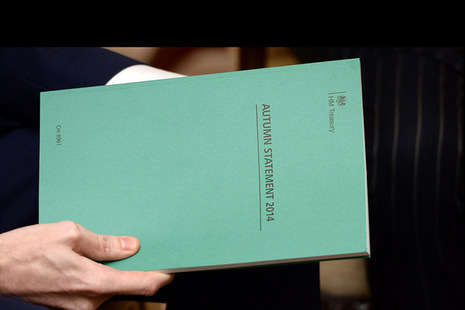 Uk government autumn statement