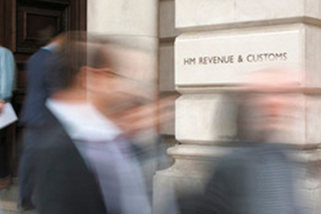 Outside HMRC offices