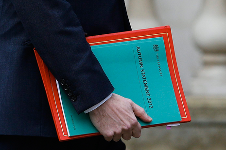 Autumn Statement 2012 overview