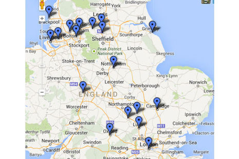 Map Of England Europe.Events Map Launched For Victory In Europe Ve Day Celebrations Gov Uk