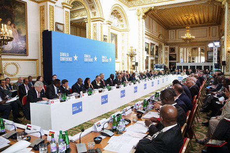 The Somalia Conference in London