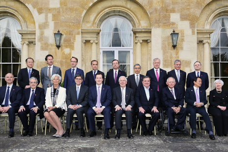 G7 Finance Ministers and Central Bank Governors