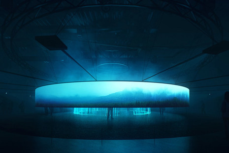 UK Pavilion - Astana Expo 2017 - Design by Asif Khan - (c) Crown Copyright - courtesy of DIT