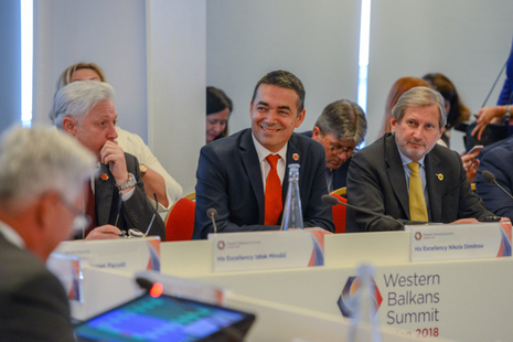 PM reveals package of measures to promote a more peaceful, prosperous and democratic Western Balkans' within 'Western Balkans Summit: London 2018'