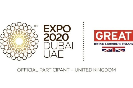 Image of Expo2020 UK Official Participant logo