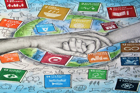 Cover image of VNR of the SDGs