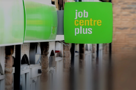 Image of Jobcentre Plus logo