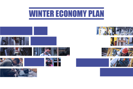 Winter Economy Plan - Cover