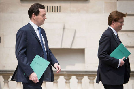 Chancellor and Chief Secretary to the Treasury