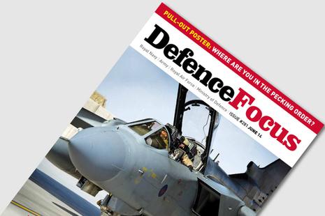 Defence Focus magazine issue 281 June 2014