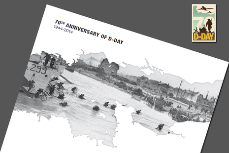 D-Day 70 official brochure