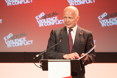 William Hague at Global Summit