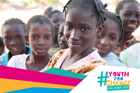 Girl Summit 2014: #YouthforChange