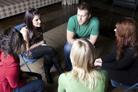 Group counselling for young people