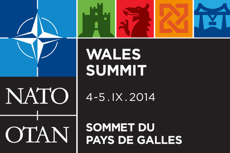 NATO Wales Summit logo