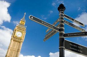 S300 whitehall tourist sign