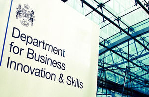 S300 department for business innovation skills