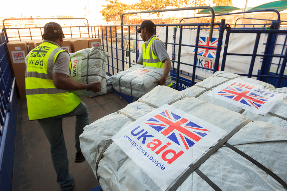 UK leads humanitarian response to food crisis in Malawi - GOV UK