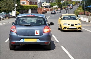 New driving test centre to open in Irvine - GOV UK