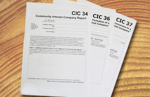 CIC Forms: step-by-step guides