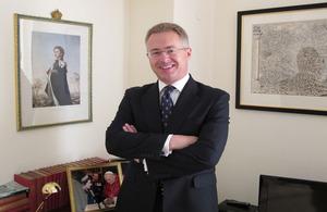 Nigel Baker