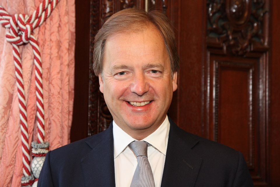 Hugo Swire's speech to the China-Britain Business Council