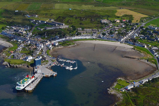Port Ellen Marina - Islay (Scotland)