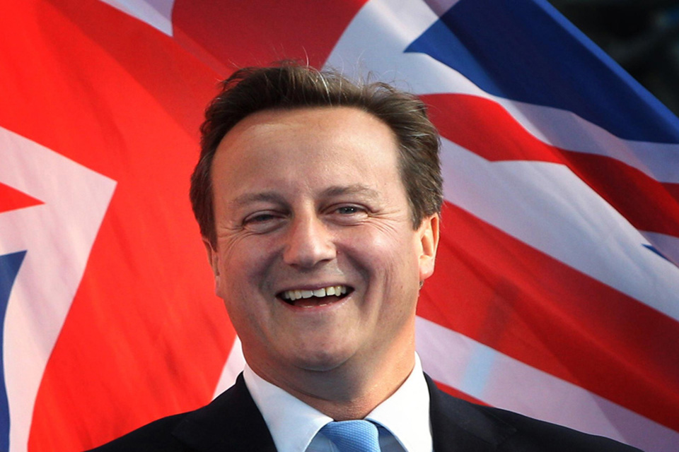 David Cameron's speech to the Knesset in Israel