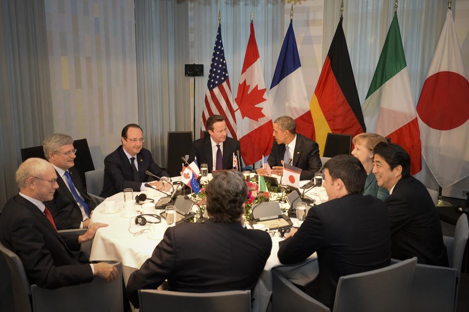 A G7 meeting