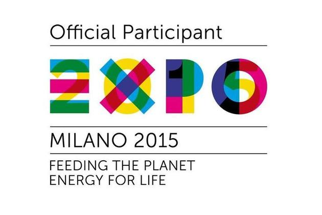 Milan Expo logo for participants