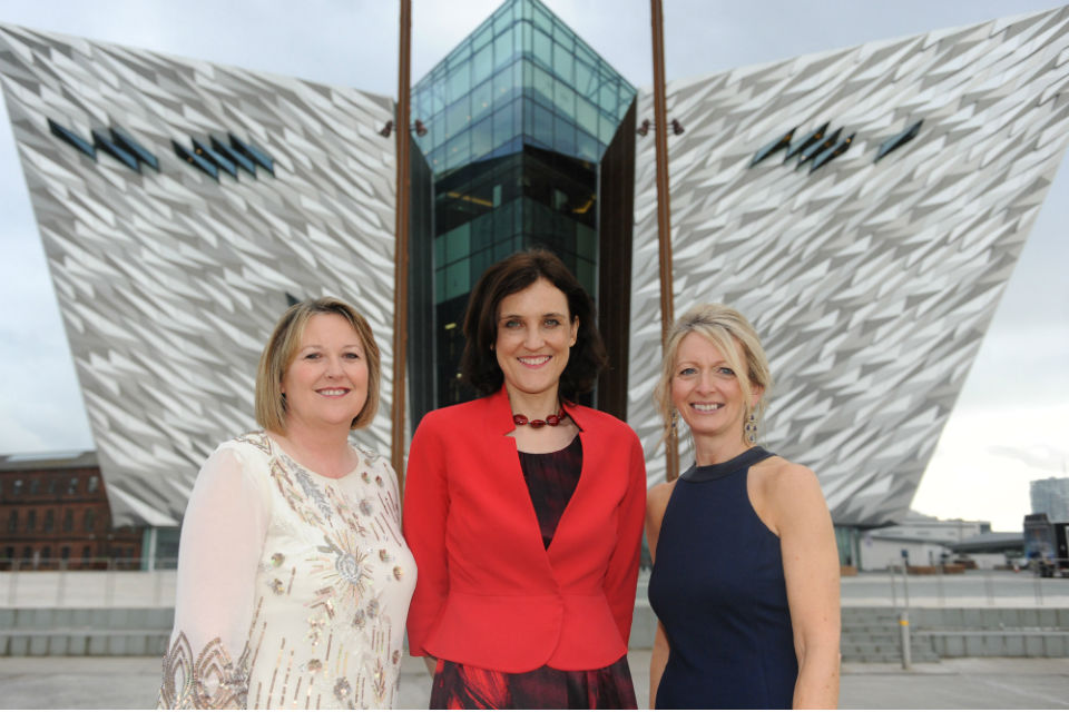Villiers addresses 2014 International Business Women's Conference