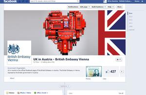 Britische Botschaft Wien Facebook