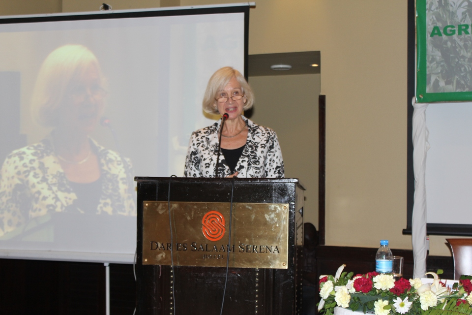 British High Commissioner, Dianna Melrose