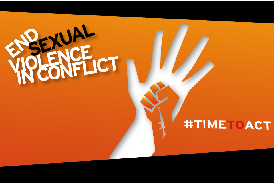 End Sexual Violence Global Summit logo