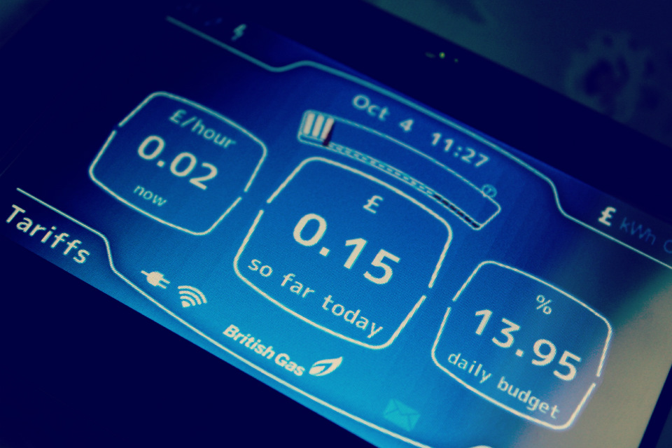Smart meter (credit: athriftymrs/CC-BY-SA-2.0)