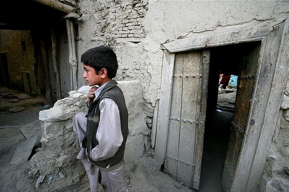 Afghan child