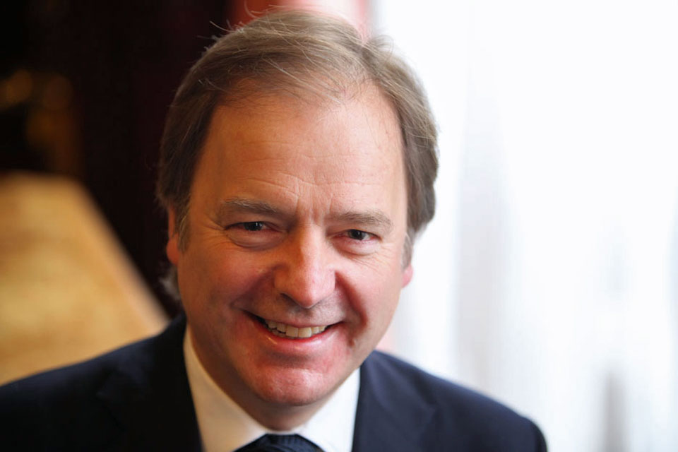 Minister of State Hugo Swire makes statement on recent events in Hong Kong
