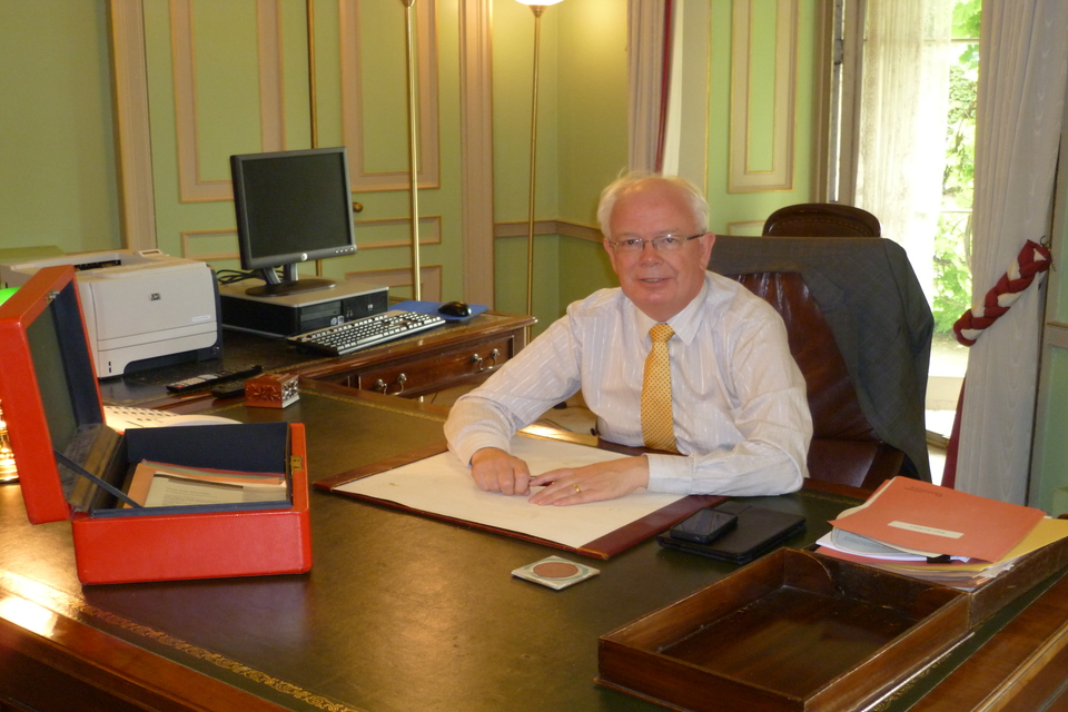 Lord Wallace DH