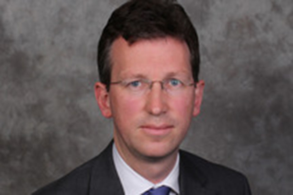 Jeremy Wright QC MP