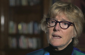 Image of Chief Medical Officer Dame Sally Davies
